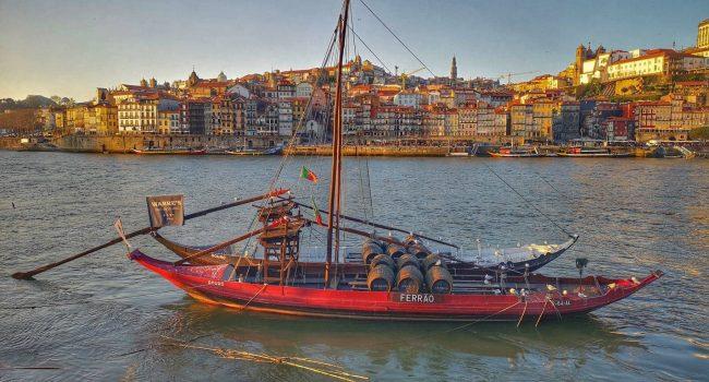 Porto est une étape incontournable pendant un road trip au Portugal
